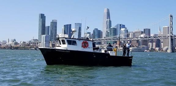 Warrior Poet Sportfishing David King Fishing Charters San Francisco